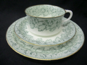 Eggshell Brown Westhead & Moore Victorian trio